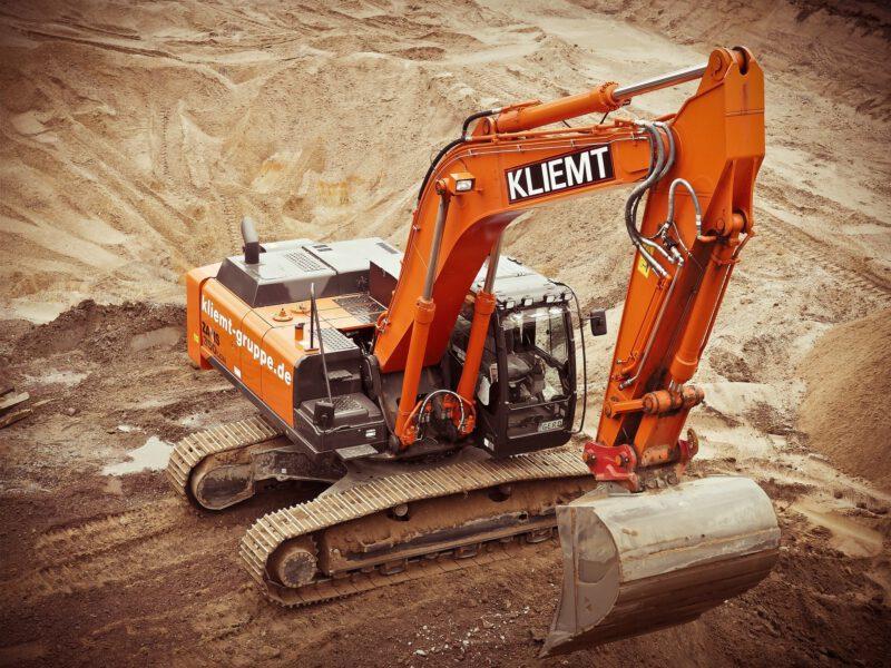 Kursy operatorów maszyn budowlanych